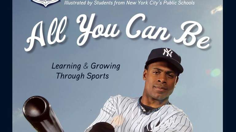 Cover of Curtis Granderson's new children's book,