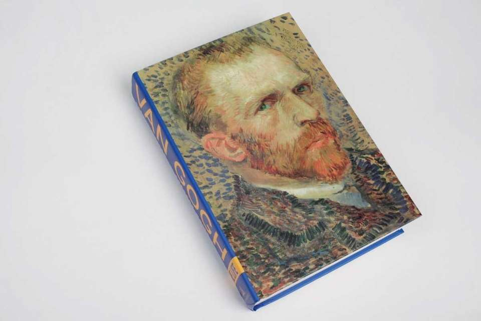 8. VAN GOGH by Steven Naifeh and Gregory