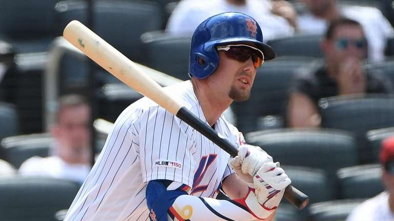Jeff McNeil, a first-time All-Star, entered the break
