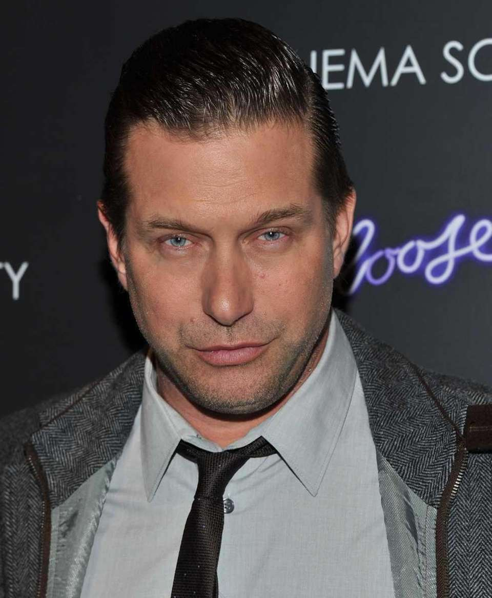 Actor Stephen Baldwin was born in Massapequa and