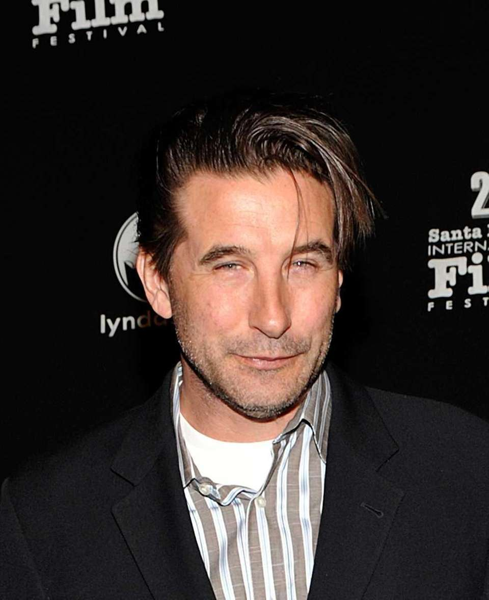 Actor, producer and writer Billy Baldwin was born