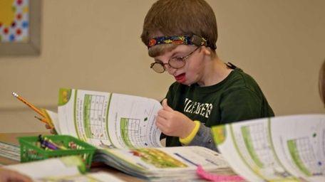 Despite the symptoms of Teacher-Collins Syndrome, Bobby Nawrath