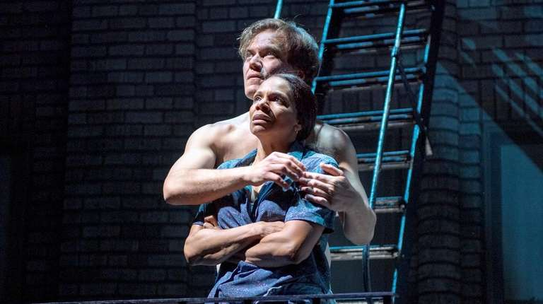Michael Shannon and Audra McDonald star in the
