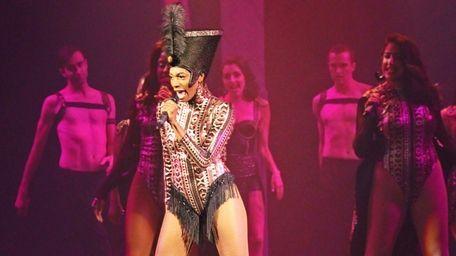 Kimber Sprawl takes on Whitney Houston's role in