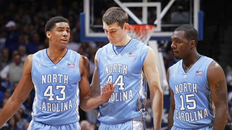 P.J. Hairston of the North Carolina Tar Heels