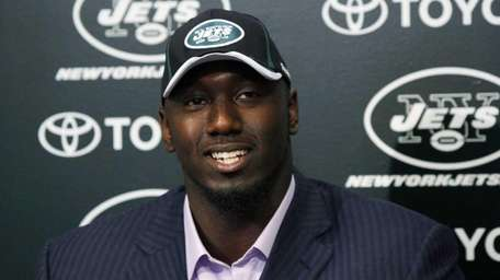 Jets defensive end Muhammad Wilkerson. (File photo)