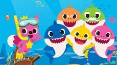 The Baby Shark Live! tour will visit two