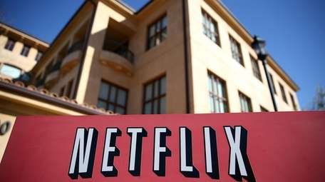 Video streaming service Netflix reports earnings this week.