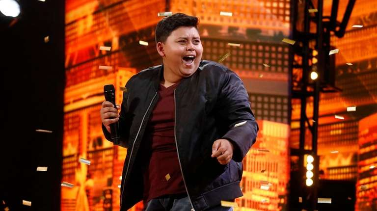 Garden City tween gets Golden Buzzer on 'America's Got Talent' | Newsday