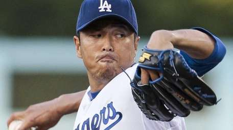 Hiroki Kuroda is 41-46 with a 3.45 ERA