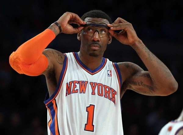 Amar'e Stoudemire could be back for the Knicks