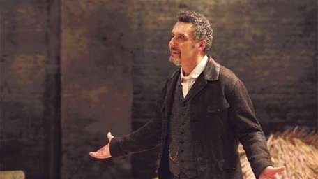 "John Turturro plays Lopakhin in Classic Stage's ""The"