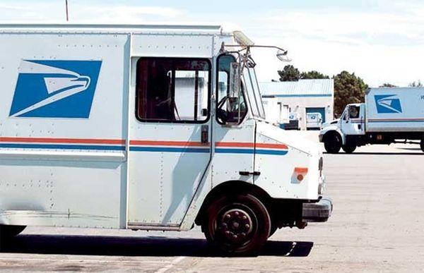 USPS truck