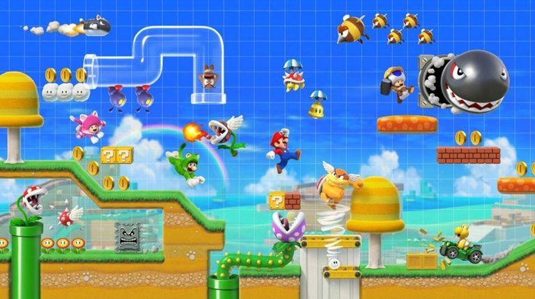 Super Mario Maker 2 is a sequel to