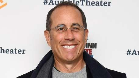 """Jerry Seinfeld attends """"Colin Quinn: Red State Blue"""