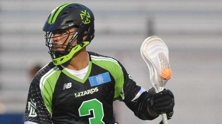 New York Lizards will send six players to Major League ...