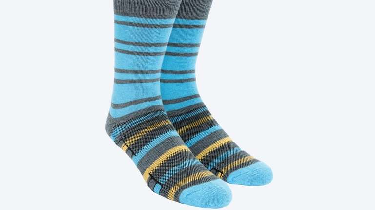 Ministry of Supply's Atlas socks are made from