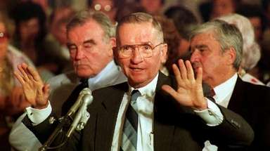 H. Ross Perot, testifying before the U.S. Senate