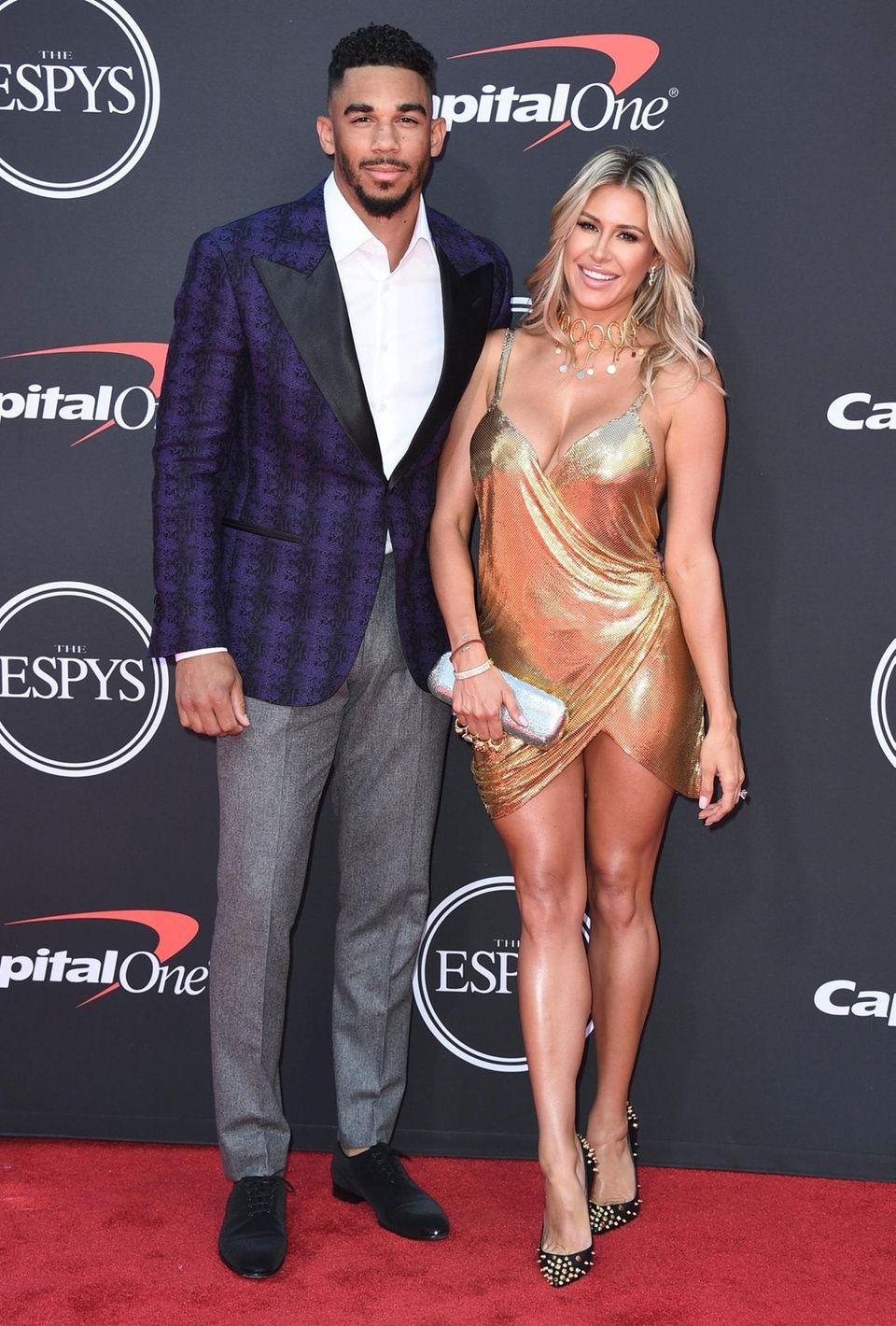 San Jose Sharks' Evander Kane, left, and Anna