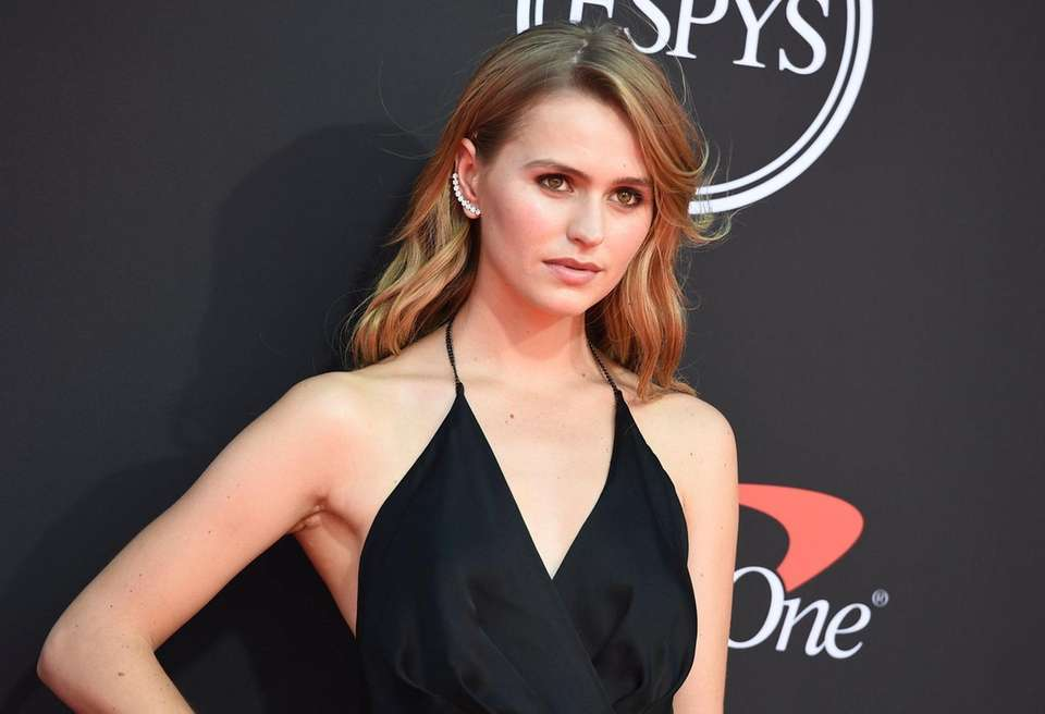 Mallory Edens arrives at the ESPY Awards on