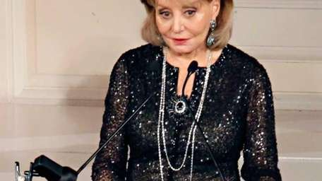 Barbara Walters attends the 2011 Queen Sofia Spanish