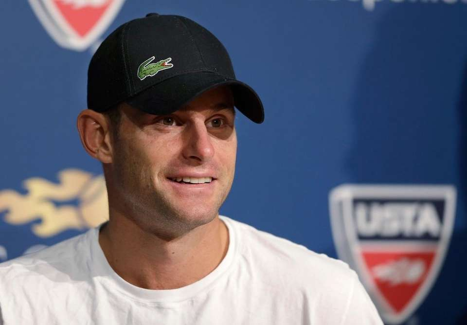 American tennis player Andy Roddick established the Andy