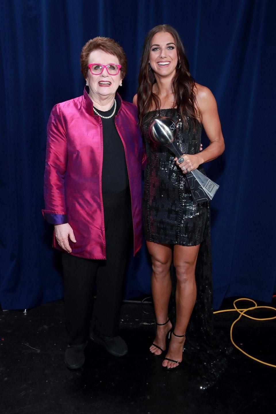Billie Jean King and Best Female Athlete ESPY