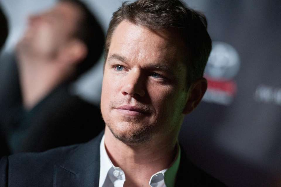 Actor Matt Damon is the founder of H2O