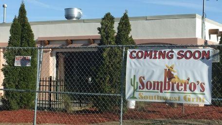 Sombrero's Southwest Cuisine, Kings Park