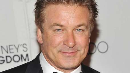 An undated photo of Alec Baldwin.