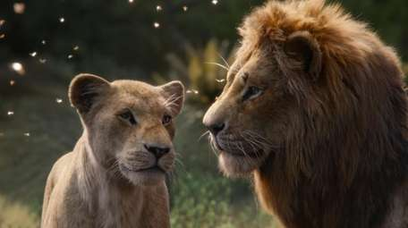 Featuring the voices of Beyoncé Knowles-Carter as Nala