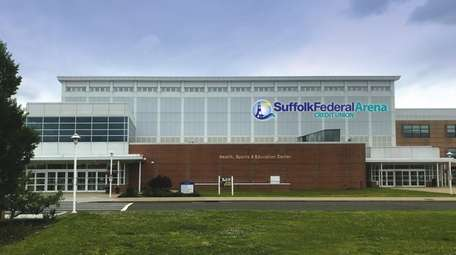 A proposed rendering of Suffolk Federal Credit Union's