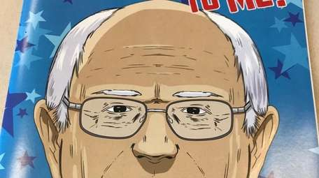 """The cover of """"Talk Bernie to Me!"""" by"""