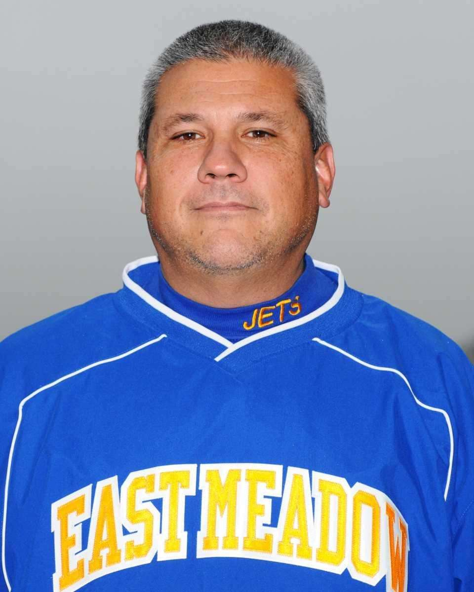 NASSAU COACH OF YEAR: VINNY MASCIA East Meadow