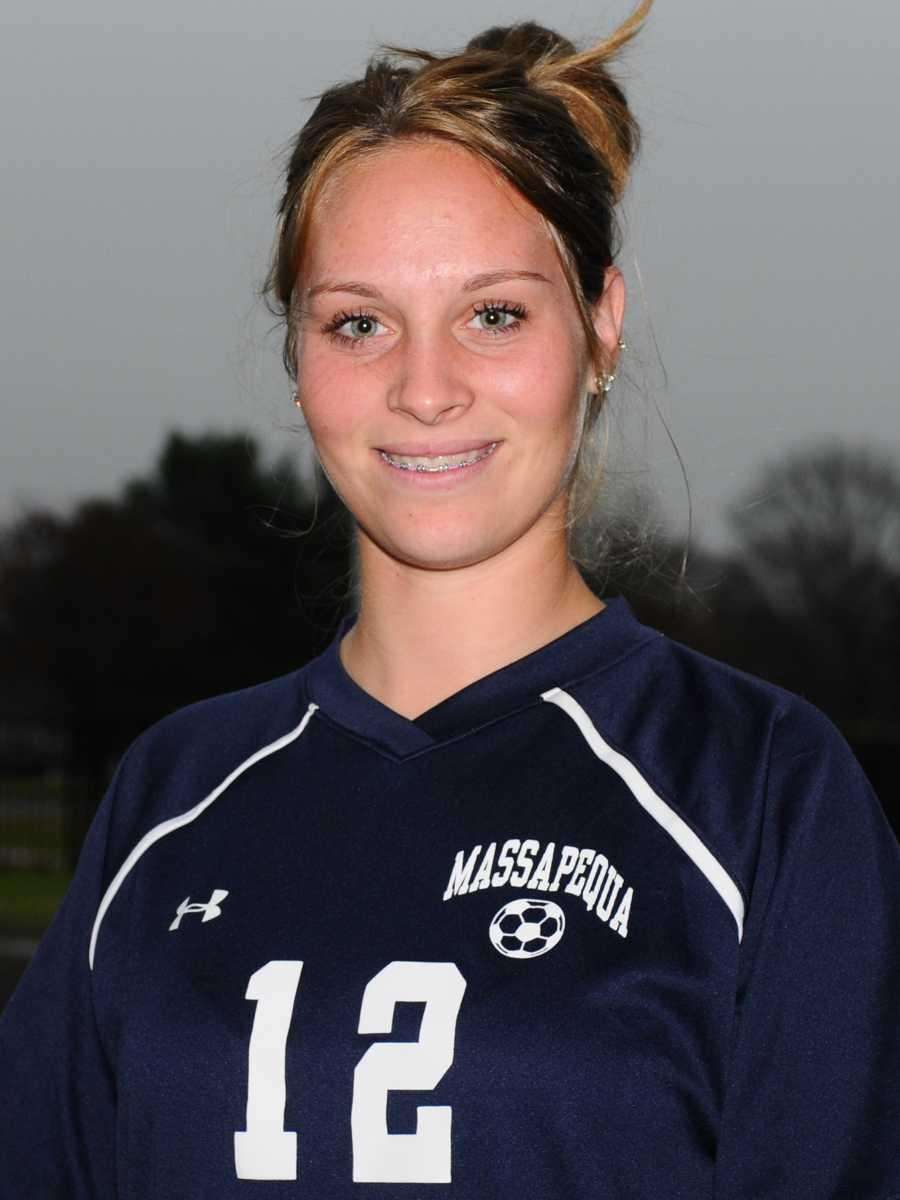 ROSIE DIMARTINO Forward, Massapequa, junior DiMartino, a Boston