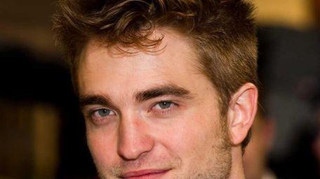 Robert Pattinson lands at No. 3 on Forbes'