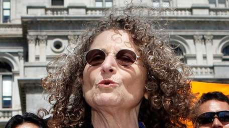 Donna Lieberman, director of the New York Civil