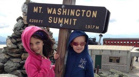 Kidsday reporters Ashley Bernier and Keith Bernier, of