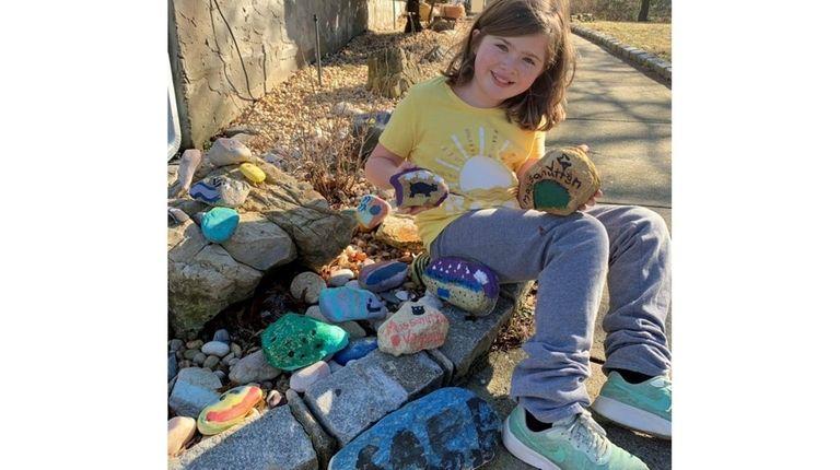 Kidsday reporter Ashley O'Brien, of Joseph A. Edgar