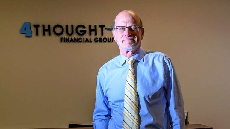 Martin Levine is chief financial officer for 4Thought