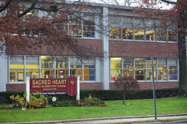 Sacred Heart School in North Merrick. (Dec. 7,