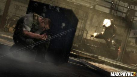 A still from Max Payne 3.