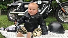 Stevie ready to ride! #HarleyDavidson #EastQuogue