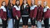 ALL-LONG ISLAND GIRLS CROSS COUNTRY FIRST TEAM From
