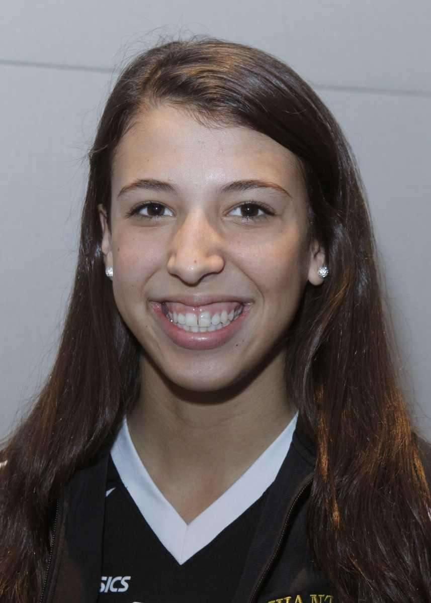 JENNY ILIBASSI Wantagh, Outside hitter, senior A two-time