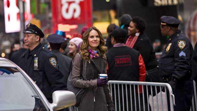 Hilary Swank as Claire in New Line Cinema's