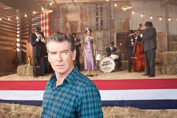 Pierce Brosnan stars in Stephen King's