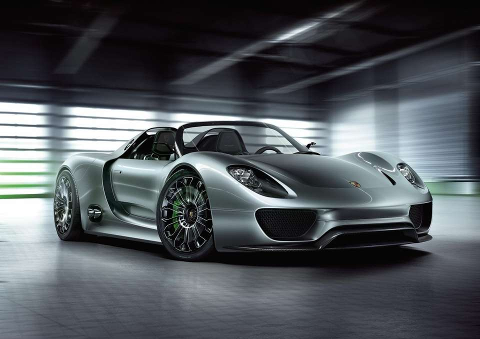 10. Porsche 918 Spyder Country of origin: Germany