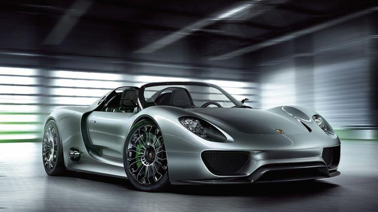 10. Porsche 918 Spyder Country of origin: Germany