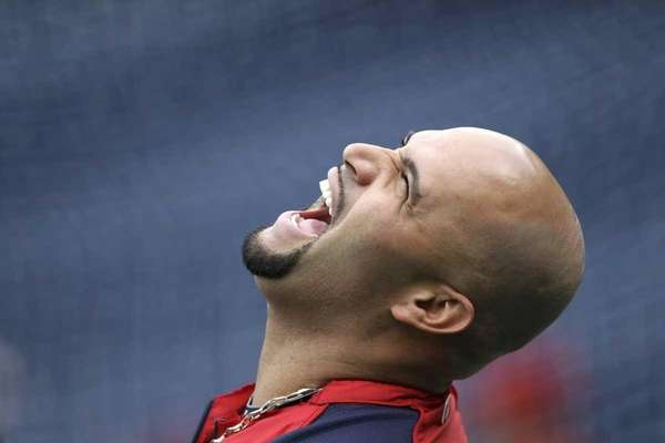 Longtime Cardinal Albert Pujols signed with Los Angeles